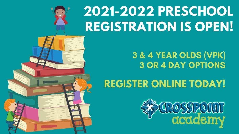 PreK Registration is Open