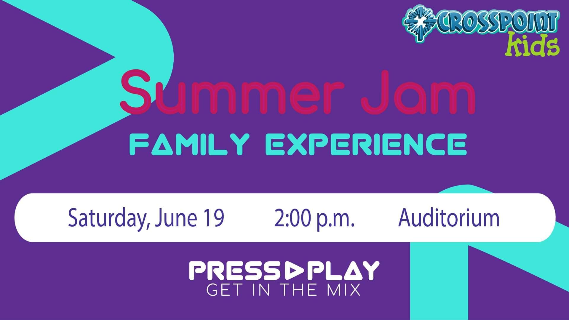 Summer Jam North Crestview