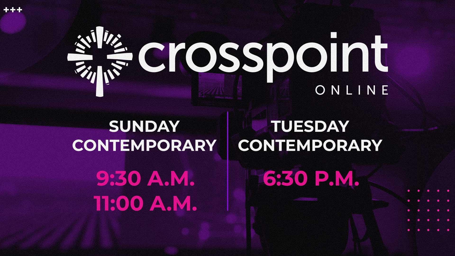 Online Campus Worship Schedule